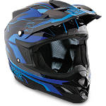 2013 Answer Comet Helmet - Tremor - Answer ATV Helmets