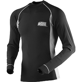 2013 Answer Evaporator Long Sleeve Undershirt - 2013 MSR Base Layer Long Sleeve Undershirt