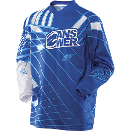 2013 Answer Ion Breeze Jersey - 2013 Answer Ion Breeze Gloves