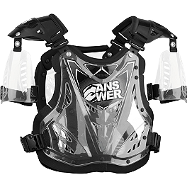 2013 Answer Nova Deflector - 2014 Thor Quadrant Chest Protector