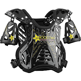 2013 Answer Rockstar Deflector - 2013 Fox Proframe Roost Deflector - Rockstar