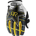 2013 Answer Rockstar MSN Collaboration Gloves - Answer Dirt Bike Riding Gear