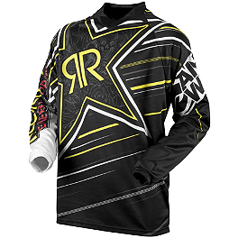 2013 Answer Rockstar MSN Collaboration Jersey - 2013 One Industries Carbon Jersey - Rockstar