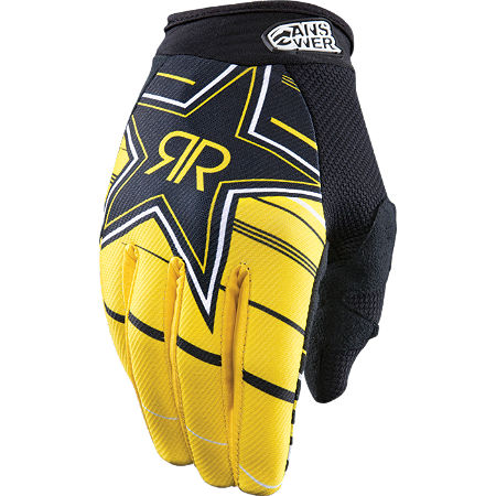 2013 Answer Rockstar Vented Gloves - Main