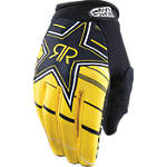 2013 Answer Rockstar Vented Gloves - Motocross Gloves