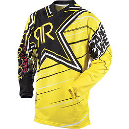 2013 Answer Rockstar Vented Jersey - 2013 Fox HC Jersey - Rockstar