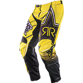 2013 Answer Rockstar Vented Pants - 2013 Answer Rockstar Vented Gloves