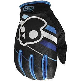 2013 Answer Skullcandy Equalizer Gloves - 2013 Answer Youth Skullcandy EQ Gloves