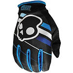 2013 Answer Skullcandy Equalizer Gloves - Motocross Gloves