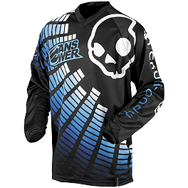 2013 Answer Skullcandy Equalizer Jersey - 2013 Answer Skullcandy Comet Helmet