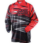 2013 Answer Syncron Jersey - Answer Dirt Bike Riding Gear