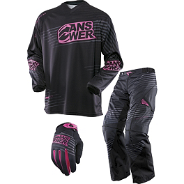 2014 Answer Women's Mode Combo - 2013 Fox Women's 180 / HC / Dirtpaw Combo - Print