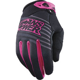 2014 Answer Women's Mode Gloves - 2013 Answer Women's Nova Helmet - Stealth