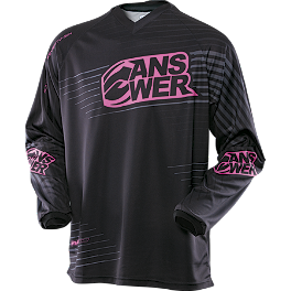 2014 Answer Women's Mode Jersey - 2013 Answer Women's Syncron Jersey