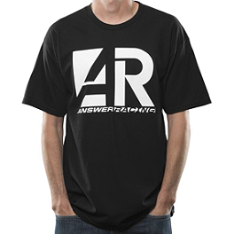 Answer AR Icon T-Shirt - CV4 2.0 Bar Radiator Cap - European