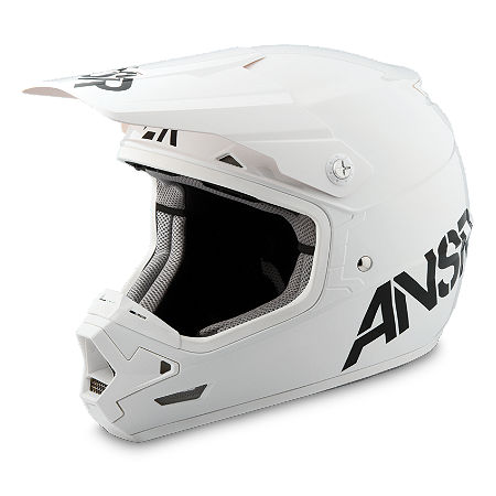 2014 Answer Evolve Helmet - Ghost - Main