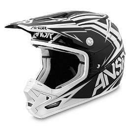 2014 Answer Evolve Helmet - Sector - 2014 MSR MAV-1 Helmet - Twisted