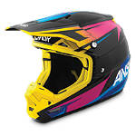 2014 Answer Evolve Helmet - Spectrum - Answer Dirt Bike Protection