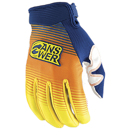 2014 Answer Ion Breeze Gloves - 2014 Answer Skullcandy Decibel Gloves