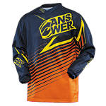 2014 Answer Ion Breeze Jersey - Answer Dirt Bike Riding Gear