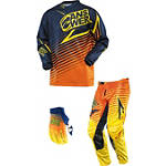 2014 Answer Ion Breeze Combo -  ATV Pants, Jersey, Glove Combos