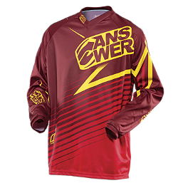 2014 Answer Ion Jersey - 2014 Answer Alpha Jersey