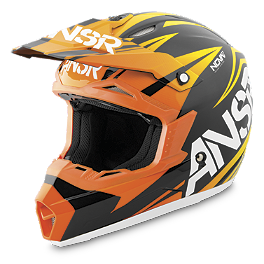 2014 Answer Nova Helmet - Dyno - 2014 Answer Syncron Gloves