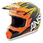 2014 Answer Nova Helmet - Dyno - Answer Dirt Bike Protection