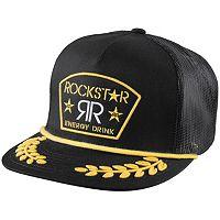 Answer Rockstar Captain Snapback Hat