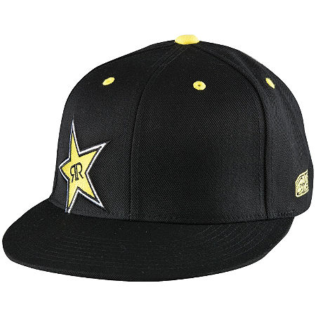 Answer Rockstar Fundamental Snapback Hat - Main
