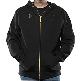Answer Rockstar Fundamental Zip Hoody - One Industries Rockstar Shattered Zip Hoody