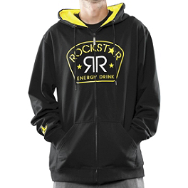 Answer Rockstar RR Zip Hoody - Answer Rockstar Rocker T-Shirt