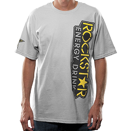 Answer Rockstar Rocker T-Shirt - Metal Mulisha Deegan Race T-Shirt
