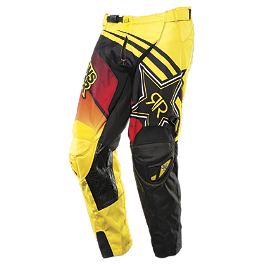 2014 Answer Rockstar Pants - 2014 Answer Evolve Helmet - Rockstar VI