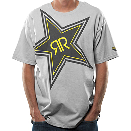 Answer Rockstar X-Ray T-Shirt - One Industries Rockstar Puzzled T-Shirt
