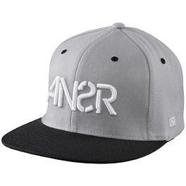 Answer Stencil Flexfit Hat - Answer Staple Flexfit Hat