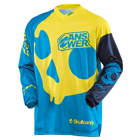 2014 Answer Skullcandy Jersey - Main