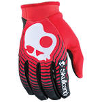 2014 Answer Skullcandy Decibel Gloves - Motocross Gloves