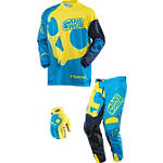2014 Answer Skullcandy Combo - Answer Skullcandy ATV Pants, Jersey, Glove Combos