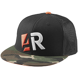 Answer Sniper Snapback Hat - Answer Stencil Flexfit Hat