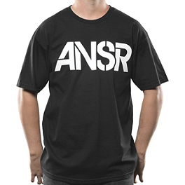 Answer Stencil T-Shirt - Alpinestars Shredder T-Shirt