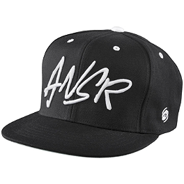 Answer Thrasher Snapback Hat - Answer Stencil Flexfit Hat