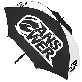 Answer Umbrella - KTM Powerwear License Plate