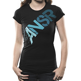 Answer Women's Hustle T-Shirt - Fly Racing Quick Draw Bag