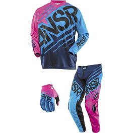 2014 Answer Women's Syncron Combo - 2014 Troy Lee Designs Women's GP Air Combo - Airway