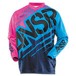 2014 Answer Women's Syncron Jersey - Answer Dirt Bike Riding Gear