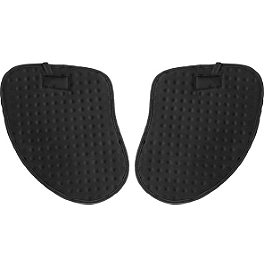 Answer Adult Hip Pads - Black - MSR Adult Hip Pads - Black