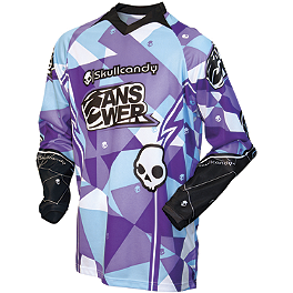2012 Answer Youth Skullcandy Jersey - 2012 Answer Youth Nova Skullcandy Helmet
