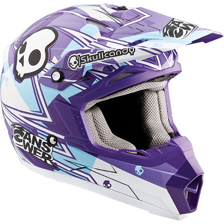 2012 Answer Youth Nova Skullcandy Helmet - Main