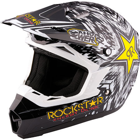 2013 Answer Youth Nova Rockstar Helmet - Main